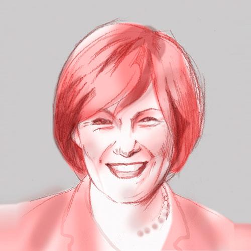 Rechtsanwältin Bettina M. Hartmann